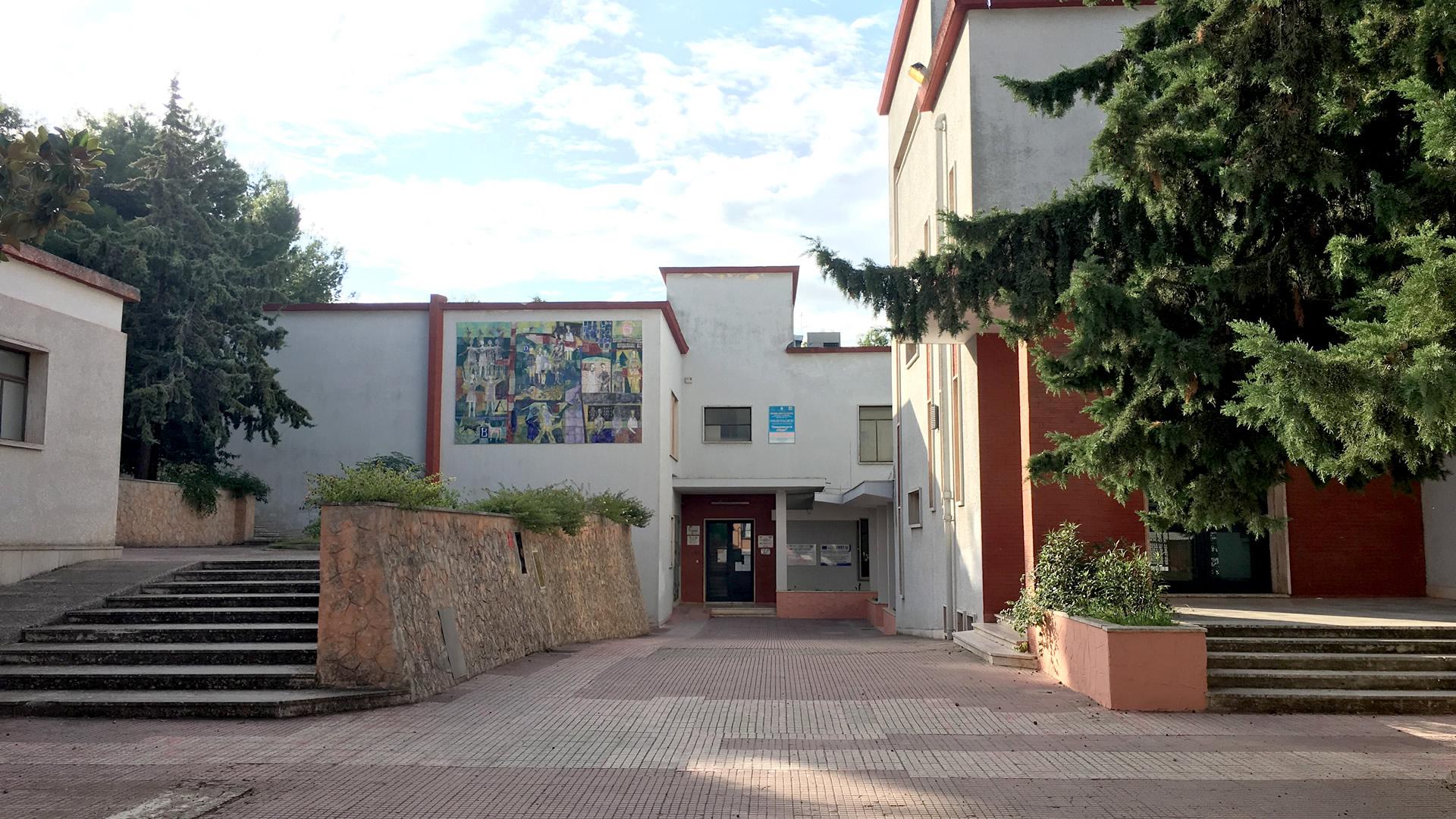 Messa in Sicurezza di un Edificio Scolastico - MATINO (LE) Italy